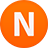 Nimbuzz flat circle-48