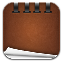 Notepad Leather