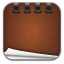 Notepad Leather icon