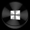 Ntfs Black Drive Circle-128