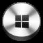 Ntfs Drive Circle icon