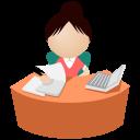 Office Women Pink Default-128