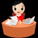 Office Women Red-128