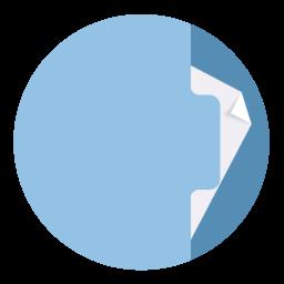 Openfolder Folder Circle