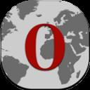 Opera Flat Round