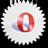 Opera logo Icon