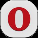 Opera Mini Flat Mobile