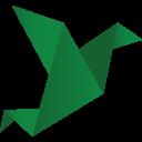Origami Bird Alt-128
