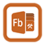 Outline Flash Builder icon