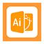 Outline Illustrator icon