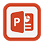 Outline Powerpoint icon