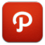 Path Simple icon
