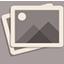 Photos flat brown icon