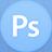 Photoshop flat circle-48