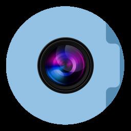 Pictures Folder Circle