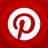 Pinterest flat circle-48