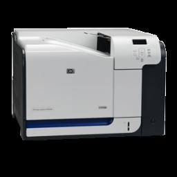 Printer HP Color LaserJet CP3525