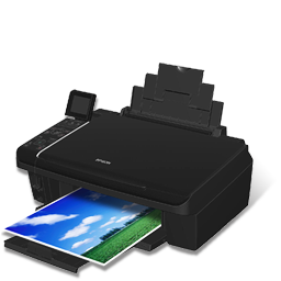 Printer Scanner Epson TX410