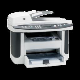 Printer Scanner Photocopier Fax HP LaserJet M1522 MFP Series