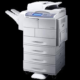 Printer Scanner Photocopier Samsung SCX 6545