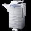 Printer Scanner Photocopier Samsung SCX 6545 Icon