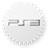 PS3 logo Icon