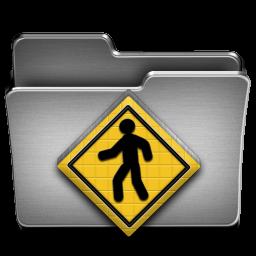 Public Steel Folder