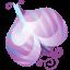 Purple Flower-64