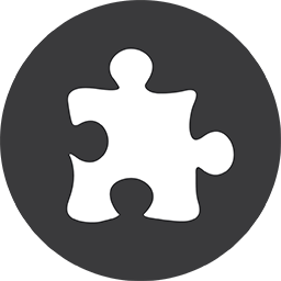 Puzzle grey