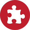 Puzzle red-128