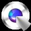 Quicktime Circle icon
