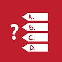 Quiz Games red-128