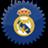 Real Madrid logo icon