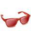 Red Glasses icon