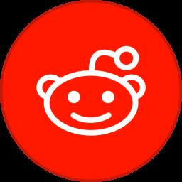 Reddit Round With Border