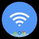 Remotedesktop Circle-128
