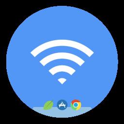 Remotedesktop Circle