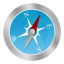 Safari Circle icon