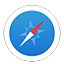 Safari iOS 7 alternative icon