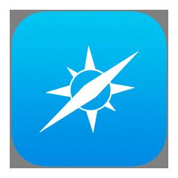 Safari Ios7 Icon Download Ios 7 Style Browser Icons Iconspedia