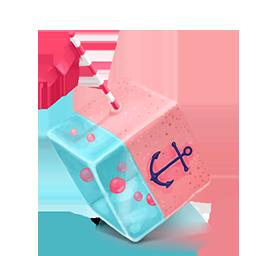 Sailing cube