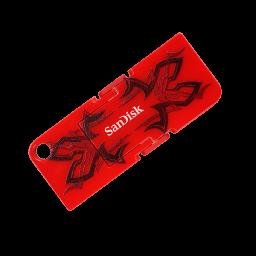 Sandisk Pop Red USB