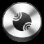 Server Drive Circle icon