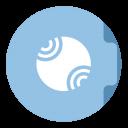 Server Folder Circle-128