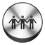 Share Drive Circle icon
