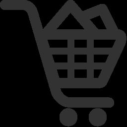 Shoping Cart Filled