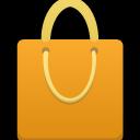 Shopping Bag Orange-128