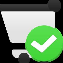 Shopping Cart Accept