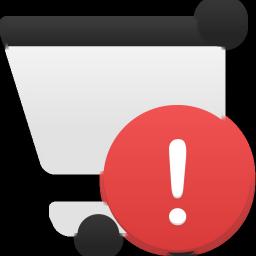 Shopping Cart Alert