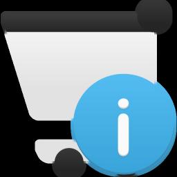 Shopping Cart Info